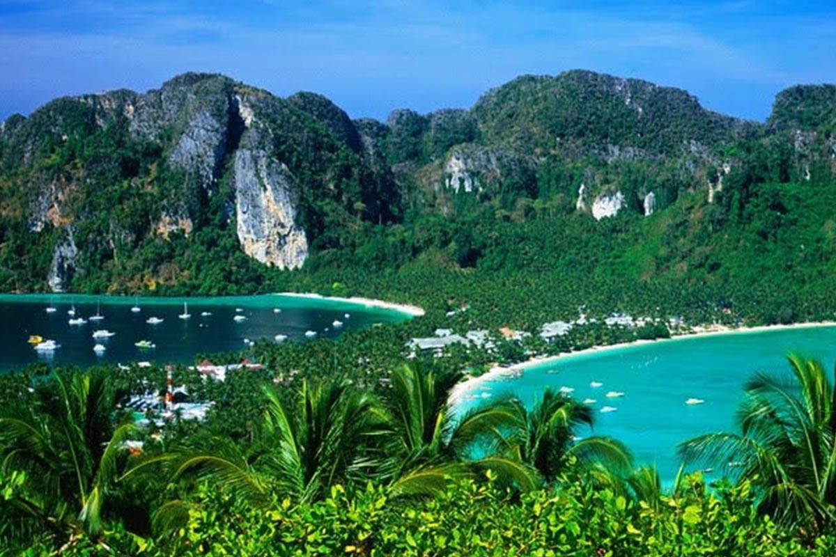 Discover phuket Koh Phi Phi tour