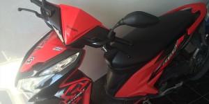 Rent a motorbike